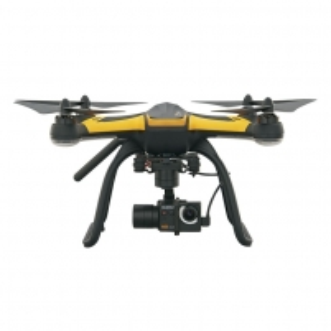 Dronas X4 Pro Standart Edition 1Axis Gimbal Multikopteriai, dronai
