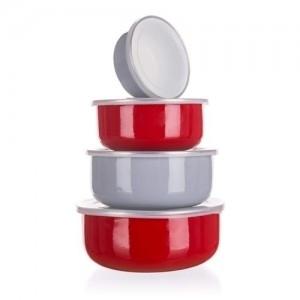 DUBENĖLIAI EMALIUOTI Madeira (7263) Partial pressure cups