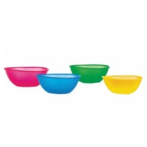 Dubenėlis Bowls Set 4Pack Kūdikių maitinimui