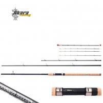 Dugninė meškerė AKARA Globe Hunter Feeder 3X 120g Dugninės meškerės
