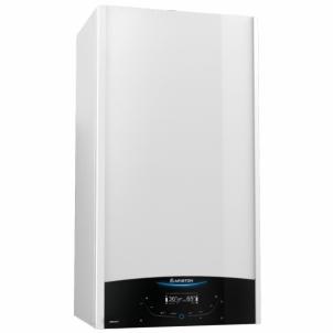 Dujinis kondensacinis katilas Ariston Genus One, 24 kW, su momentiniu karšto vandens paruošimu Gas-fired condensing boilers