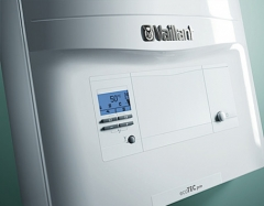 Dujinis kondensacinis katilas Vaillant ecoTEC VCW BL 236/5-3 Gas-fired boilers with open combustion chamber