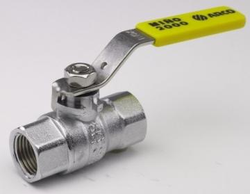 Dujinis ventilis ilga rankena 20 v/v CH Rutuliniai ventiliai dujoms