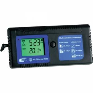 Dujų matuoklis TFA Air CO2ntrol 3000 CO2- measuring device Matavimo prietaisai kitoms dujoms