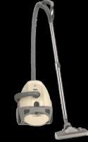 Duklių siurblys Fakir Ares crema Vacuum cleaners