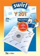 SWIRL Y201/4 MP1 D.s. filtras Vacuums accessories