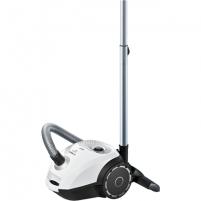 Dulkių siurblys Bosch MoveOn Mini Vacuum cleaner BGL25MON9 600 W, Bagged, 3.5 L, 78 dB, White/Black, Warranty 24 month(s)