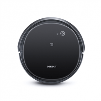 Dulkių siurblys Ecovacs Vacuum cleaner DEEBOT 500 EU Warranty 24 month(s), Battery warranty 24 month(s), Robot, Black, 20 W, 0.52 L, 65 dB, Cordless, 20 V