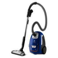 Dulkių siurblys Electrolux Vacuum cleaner EUS8X2DB Bagged, Blue, 600 W, 3.5 L, A+, A, B, A, 61 dB, Putekļu sūcēji