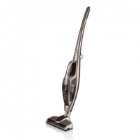 Dulkių siurblys ETA Vacuum cleaner ETA244690000 MILIO Handstick 2in1, Brown, 80 W, 0.4 L, 83 dB, HEPA filtration system, Cordless, 20 min, 18 V
