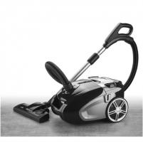 Vacuum cleaner ETA Vacuum Cleaner ETA249290010 CANTO Bagged, Black, 700 W, 4 L, A, A, A, A, 70 dB, HEPA filtration system, 230 V Vacuum cleaners