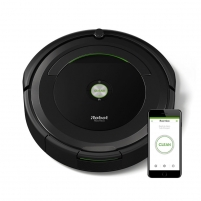 Dulkių siurblys iRobot Roomba 696 Dulkių siurbliai