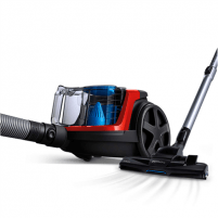 Vacuum cleaner Philips Vacuum cleaner PowerPro Compact FC9330/09 Bagless, Red, 650 W, 1.5 L, AAA, E, C, A, 76 dB,