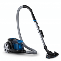 Dulkių siurblys Philips Vacuum cleaner PowerPro Compact FC9331/09 Warranty 24 month(s), Bagless, Black, 650 W, 1.5 L, AAA, A, C, A, 76 dB,