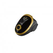 Dulkių siurblys Samsung Vacuum cleaner VCC54U1V33 Bagged, Black/Gold, 700 W, 2.5 L, A, B, D, B, 81 dB,