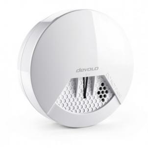Dūmų detektorius Devolo Smoke Detector Z-Wave Dūmų detektoriai, gaisro gesinimo priemonės