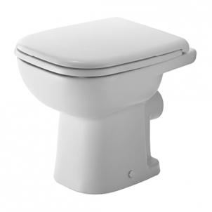 Duravit D-Code actable toilet 35x48