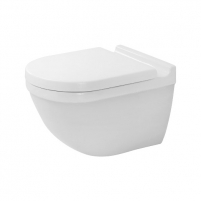Duravit withspended unitazo pot 54cm, Starck 3 rimless Lavatory closets