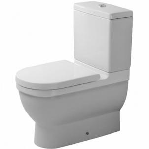 Duravit Starck3 actable toilet