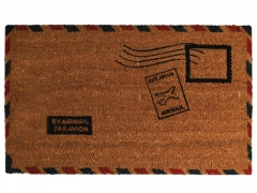 Durų kilimėlis Oro paštas
