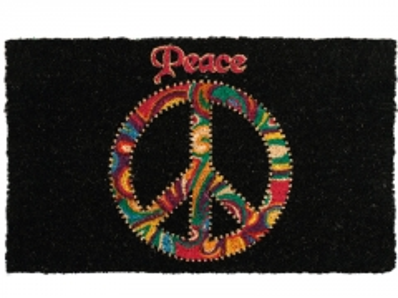 Durų kilimėlis Peace