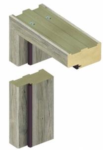 Durų stakta K80 44*90 B587 Naturo Ąžuolas Door fittings