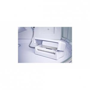 Duschy dušo kabina ketursienė su masažu 103x103х217cm LED