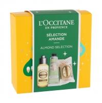 Dušo aliejus L´Occitane Almond Shower Oil 75ml (Amande) Kvepalų ir kosmetikos rinkiniai