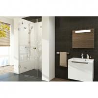 Dušo durys Brilliant BSD3 110,120X195cm Dušo sienelės, durys