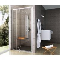 Dušo durys Pivot PDOP2 1100x1900 Shower wall
