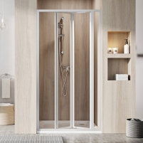 Dušo durys SDZ3-90 TRANSPARENT Shower wall