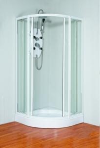 Shower enclosures AX-8121B 90x90