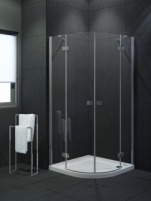 Shower enclosures NEW TRENDY ELEGANTA 90, clear glass