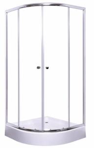 Shower enclosures S-LINE ANIMA 80x80