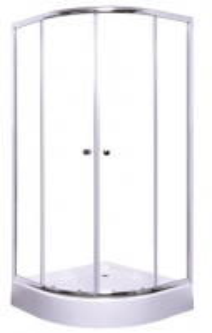 Shower enclosures S-LINE ANIMA 90x90