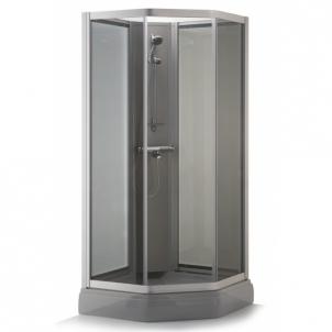 Dušo kabina Vaiva plius 900x900mm Dušas kabīnes