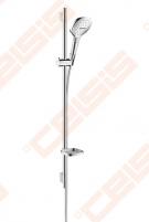 Dušo komplektas HANSGROHE Raindance Select E 120 3jet EcoSmart 9l/min /Unica S Puro 0,90 m
