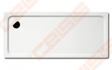 Dušo padėklas KALDEWEI SUPERPLAN 75x140x2,5 su polistireno atrama