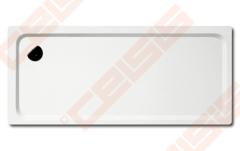 Dušo padėklas KALDEWEI SUPERPLAN 90x130x2,5 su polistireno atrama