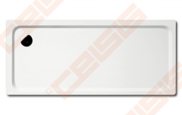 Dušo padėklas KALDEWEI SUPERPLAN XXL 90x160 su polistireno atrama ir ''Perlo efektu''