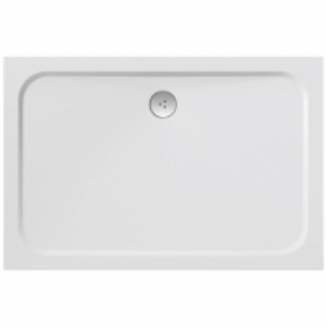 Dušo padėklas Ravak Gigant PRO 110x80 Chrome Shower tray