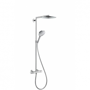 Dušo sistema Raindance Select300 Showerpipe 27114000 Dušas sistēmas