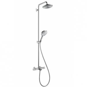 Dušo sistema voniai Raindance Select240 Showerpipe 27117000 Dušas sistēmas