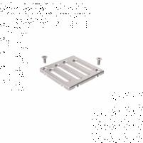 Dušo trapo grotelės. 8 x 8 cm dydžio, storis 0,4 cm Dušas kanalizācijā