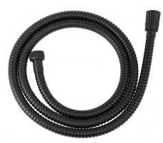 Dušo žarna Ferro, W33, juoda, metalinė Shower system