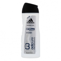 Dušas želeja Adidas Adipure Shower gel 400ml