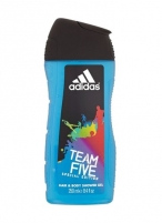 Dušo želė Adidas Team Five Shower gel 100ml