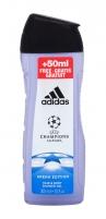 Dušas želeja Adidas UEFA Champions League Arena Edition Shower Gel 300ml Dušas želeja