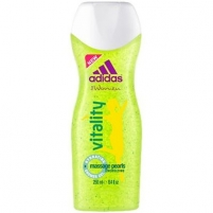 Dušas želeja Adidas Vitality 250ml Dušas želeja