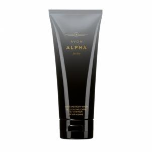 Dušo žele Avon Alpha (Shower Gel & Shampoo) 200 ml